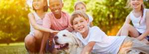 Header-Children-with-Dog